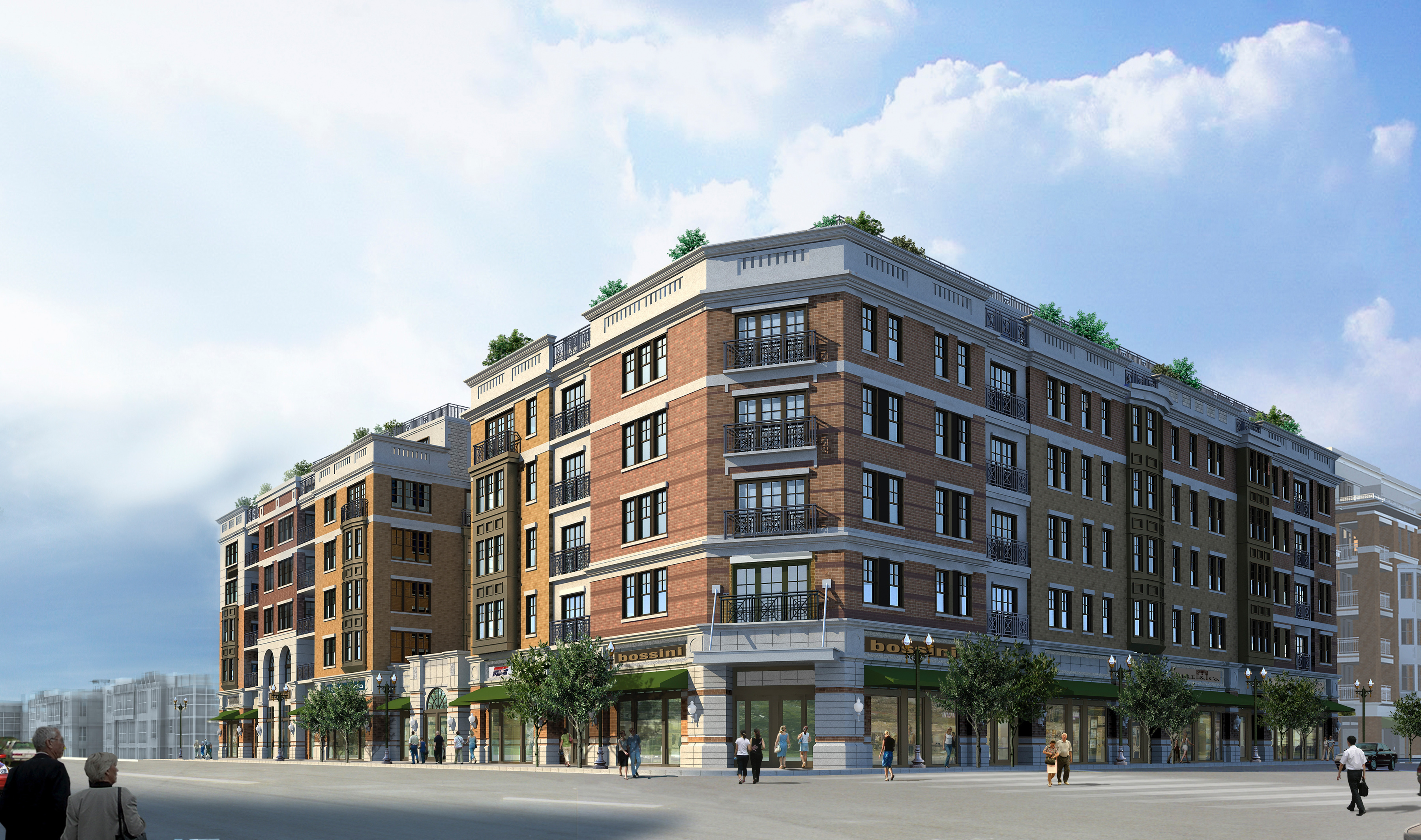 downtown urban lifestyle spurring sales at 40 park on morristown