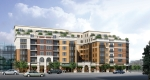 40 Park features 74 luxury condominium homes rising along the Morristown Green in the heart of town.