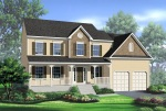 Creek Run at Woolwich features 39 sprawling homesites and five different single-family designs in scenic Gloucester County