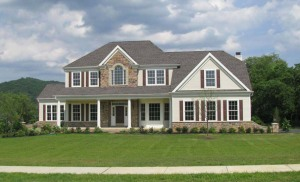 Belview Estates Exterior Model Shot