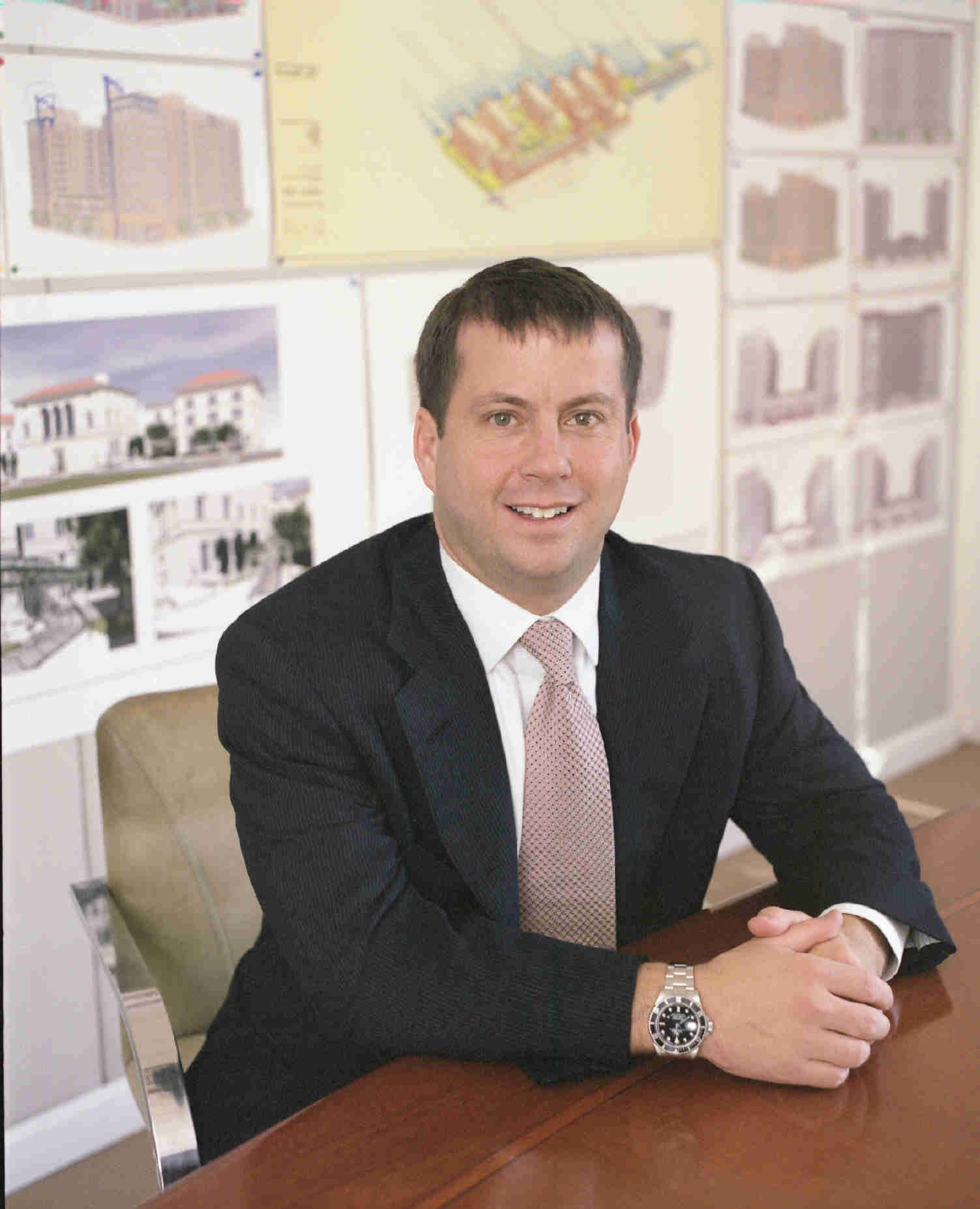 Ironstate Development President David Barry Ranked The 8th