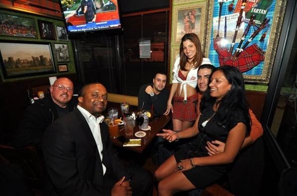 The Tilted Kilt Irish Themed Pub And Restaurant Opens In Hoboken