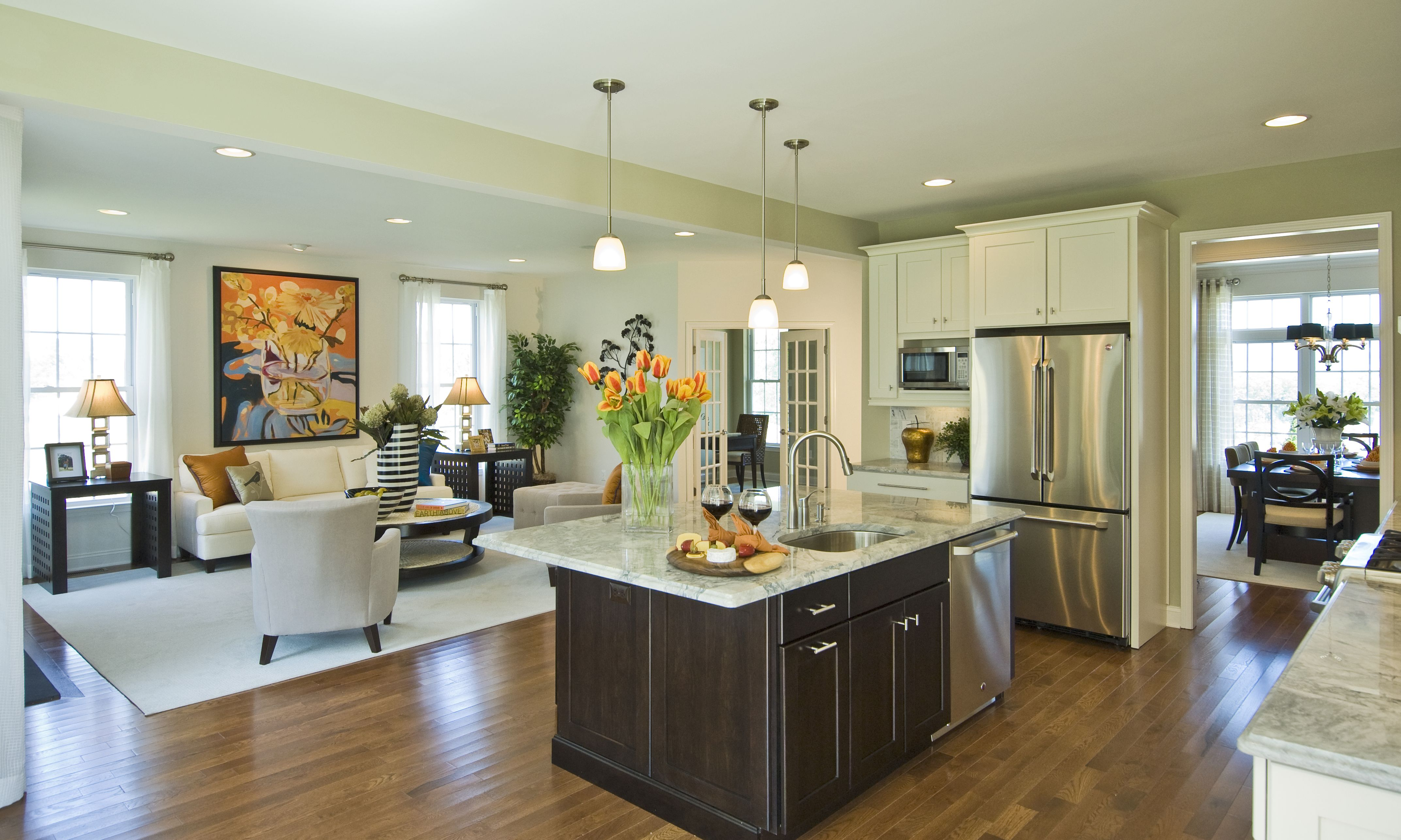 Highpointe at woodbury junction earns silver award for for Great kitchen design ideas