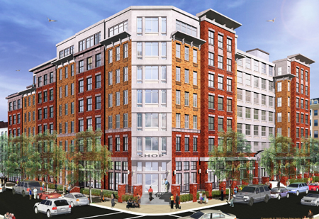 Superbe Located At 198 Van Vorst Street, Madox Will Be An Upscale New Rental  Building In Historic Paulus Hook That Will ...