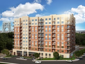 A rendering of Twenty50 in Ft. Lee, N.J.