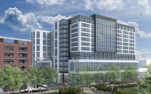 RENDERING OF PARK PLACE