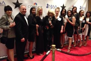 The Value Companies' team at the 2013 20th Annual NJAA Garden State Awards.