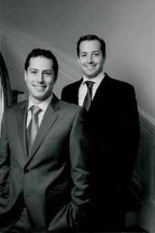 David and Maurice Hornblass
