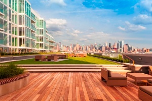 1000 Avenue at Port Imperial Landscaped Terrace 1