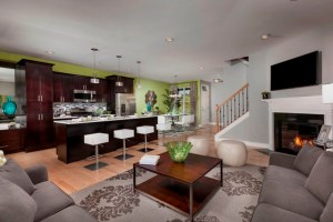 The Oakmont Model Home