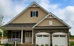 Saratoga Model Home at Gateway at Royce Brook