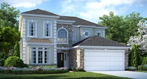 THE CAPRI MODEL HOME AT GREENBRIAR AT VILLAGIO
