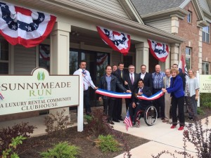 Sunnymeade Ribbon Cutting