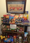 Premier Development hosted a Thanksgiving Food Drive to benefit the Food Bank Network of Somerset County at all of its central New Jersey apartment communities, including Stone Bridge at Raritan.