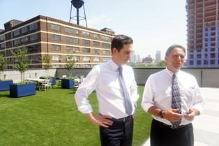 cast-iron-lofts-jersey-city-apartments-mayor-fulop-ribbon-cutting-before