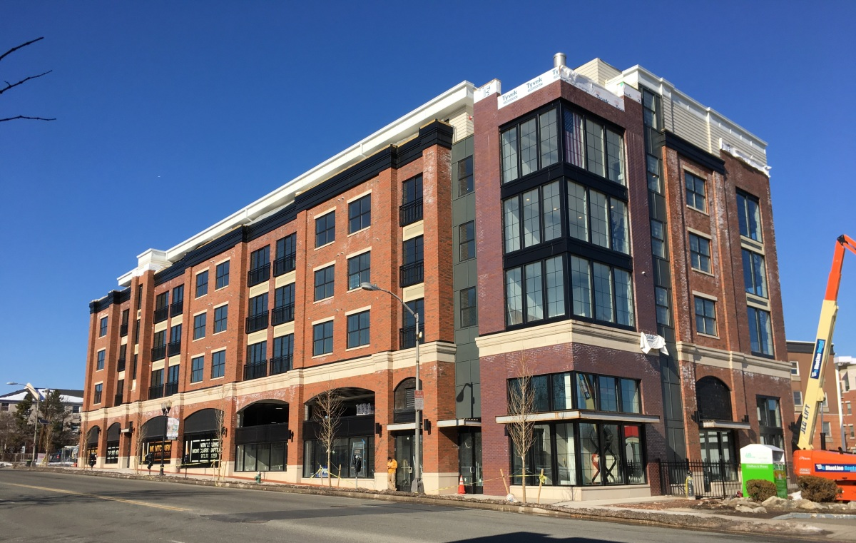 The Montclarion At Bay Street Station Set To Launch With 40 Upscale Apartments In Downtown