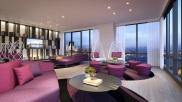 Vantage Sky Lounge Rendering