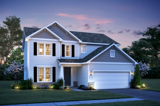 Meadow Brook Home Rendering