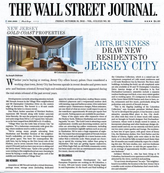 WSJ for site