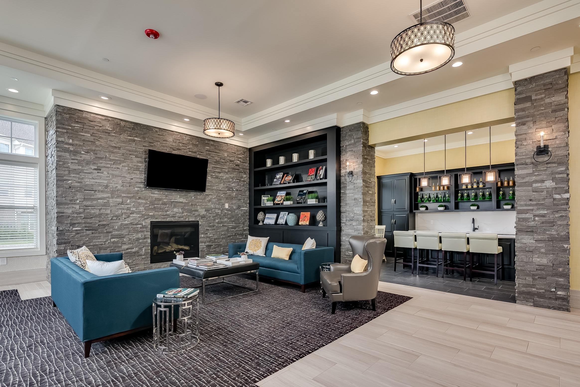 Brookhaven Clubhouse Interior 2
