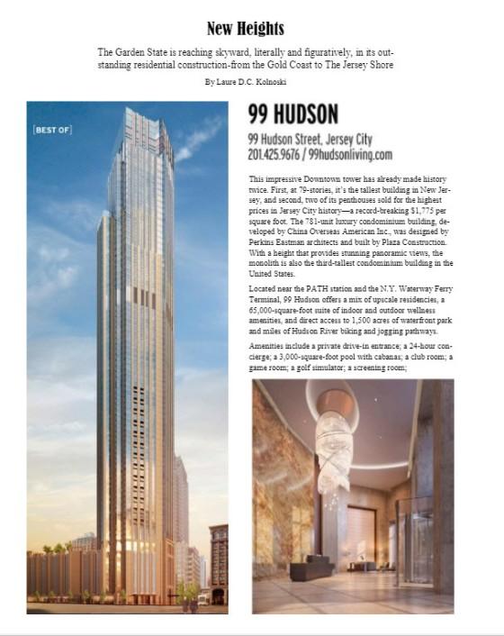 99 Hudson