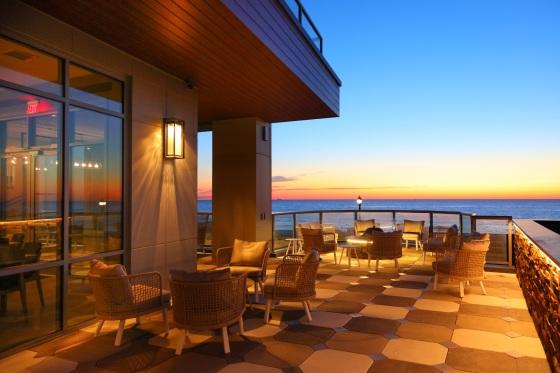 365 Ocean Club Room Terrace